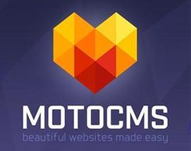 Redesigned website using MotoCMS
