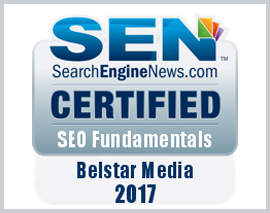 SEO Fundamentals Certification