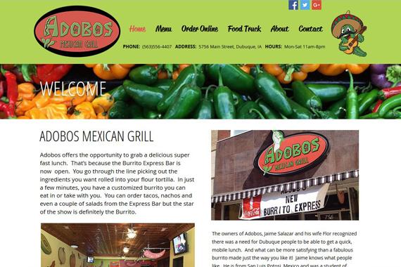 Adobos Mexican Grill